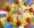 Spaghetti with meatballs-7