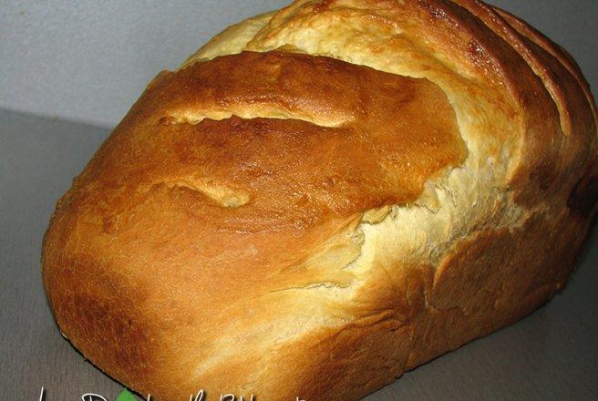 reteta paine de casa pufoasa
