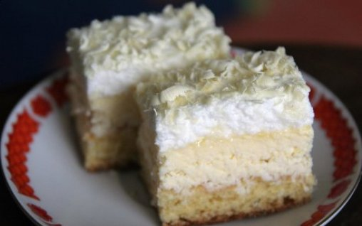 Retete Culinare - Prajitura Fulg de Nea