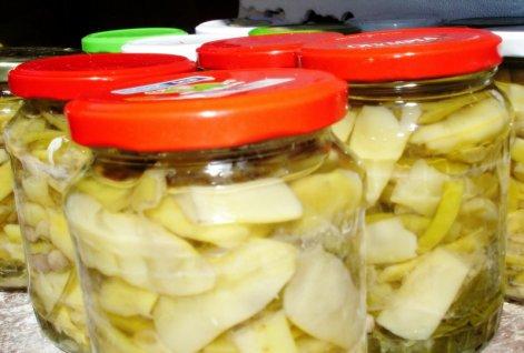 Retete Culinare - Fasole verde (pastai) pentru iarna