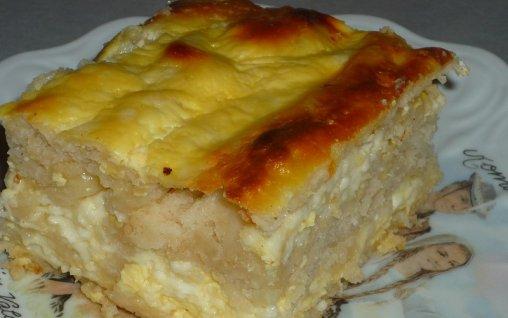 Retete Culinare - Placinta dobrogeana
