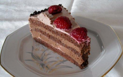 Торт пешт белковый фото
