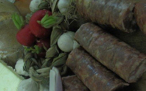 Retete Culinare - Carnati macelaresti de Burdujeni