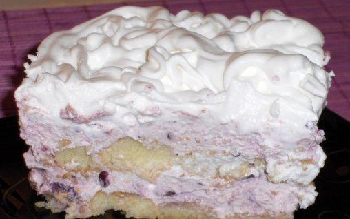 Retete Culinare - Tort cu fructe de padure