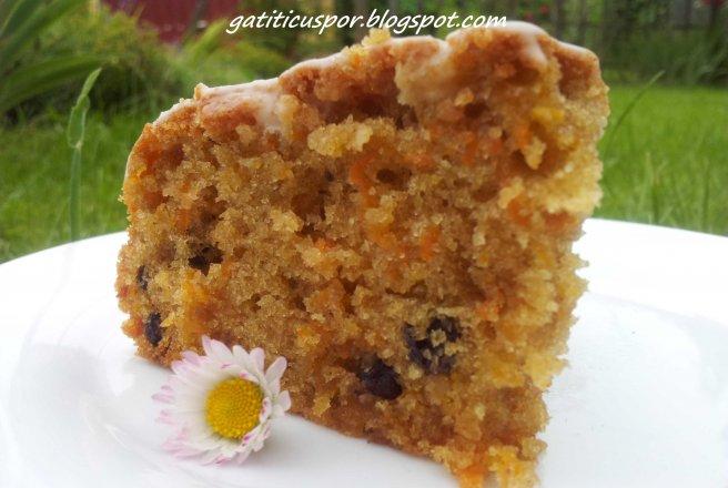 Carrot Cake Reteta