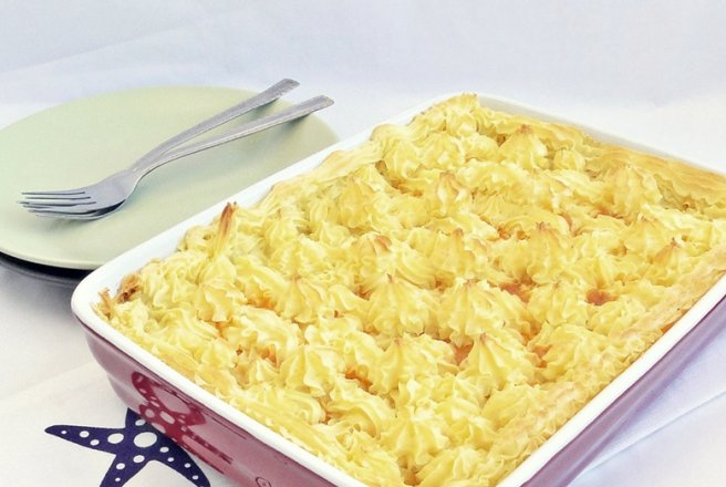 Cottage Pie (placinta traditionala englezeasca)