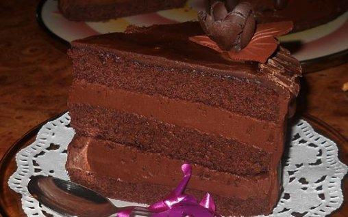 Pentru Mine A Fost Tortul Perfect De Ciocolata La Aniversarea Celor 18