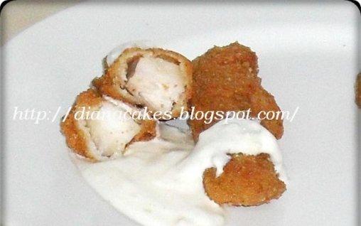 Retete Culinare - Fish fingers - crochete de peste