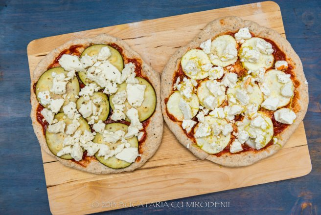 Retete Culinare - Mini-pizza