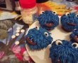 retete culinare - Cookie Monster Cupcakes 315299