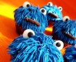 retete culinare - Cookie Monster Cupcakes 315300