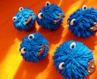 retete culinare - Cookie Monster Cupcakes 315301