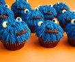 retete culinare - Cookie Monster Cupcakes 315304