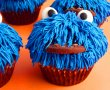 retete culinare - Cookie Monster Cupcakes 315305