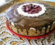 retete culinare - Black Forest Cheesecake 334639