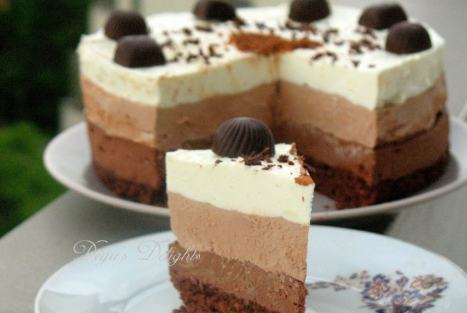Ro Chocolate Mousse Cake