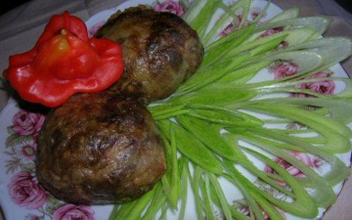 Retete Culinare - Cighiri din organe de porc