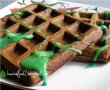Chocolate Waffles-3