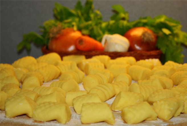 Gnocchi perfecti (de post)