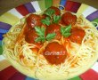 Spaghetti with meatballs-4