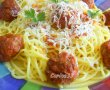 Spaghetti with meatballs-8