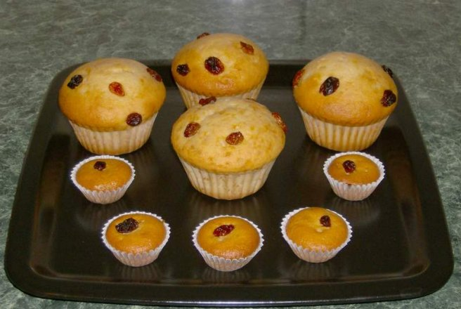 Muffins simple
