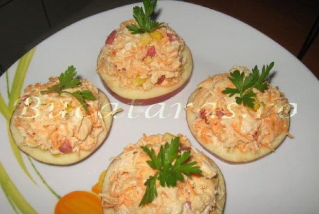 Retete de salate de cruditati
