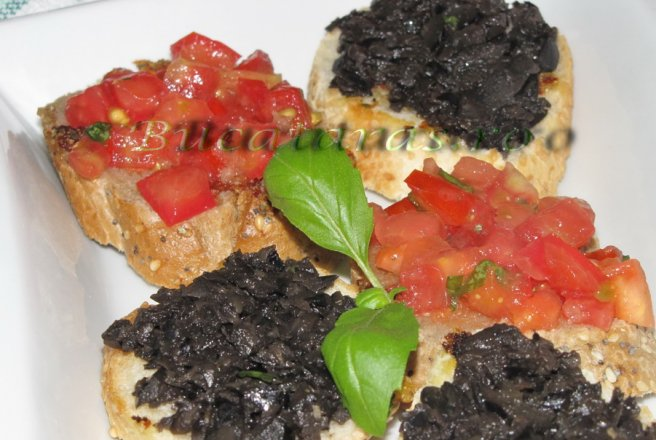 Bruschetta all'italiana