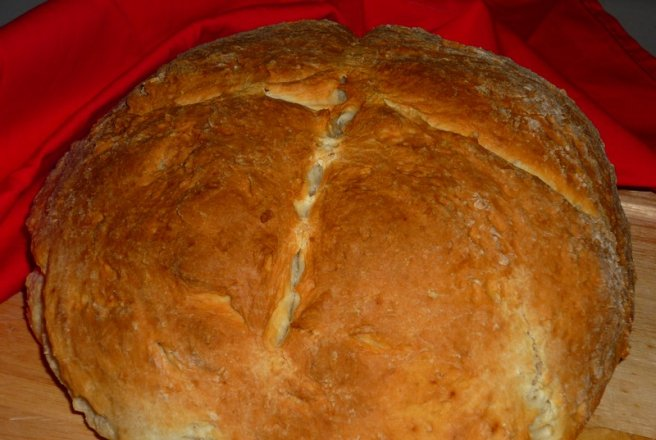 Paine irlandeza( irish bread)