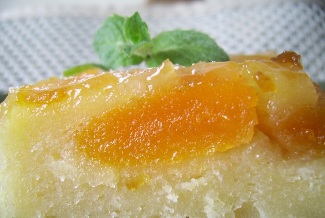 Prajitura cu caise uscate - Dried Apricot Cake