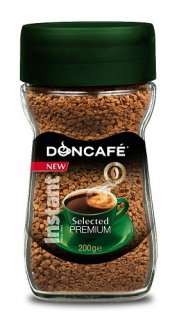 Noul Doncafe Selected Instant – o experienta premium