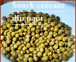 Snack crocant din naut-1