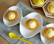 Mini lemon curd cheesecakes-2