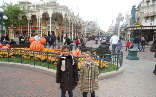 Disneyland Paris - taramul magic!