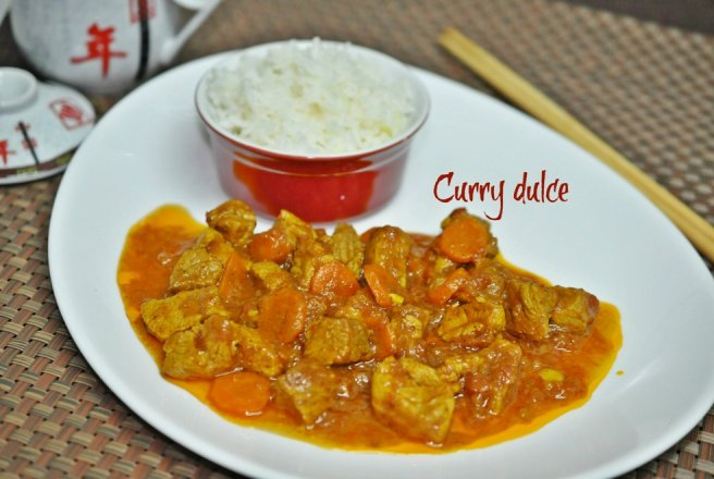 Curry dulce