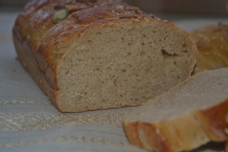 paine din faina de secara