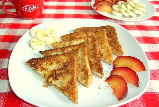 French toast - Friganele