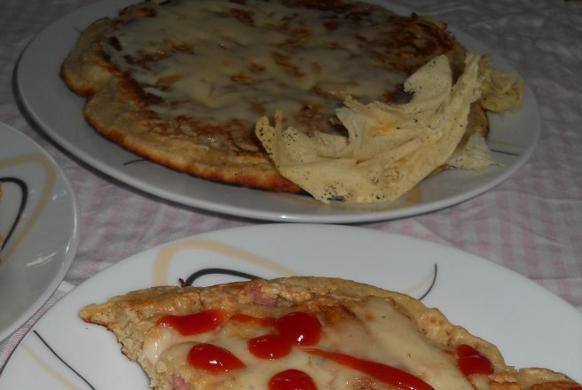 Pizza tip clatita
