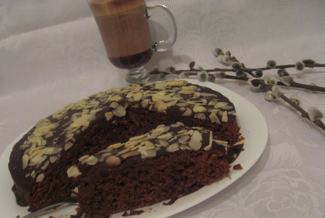 Chocolate cake by Julia Child