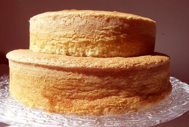 Blat de tort din 20 oua