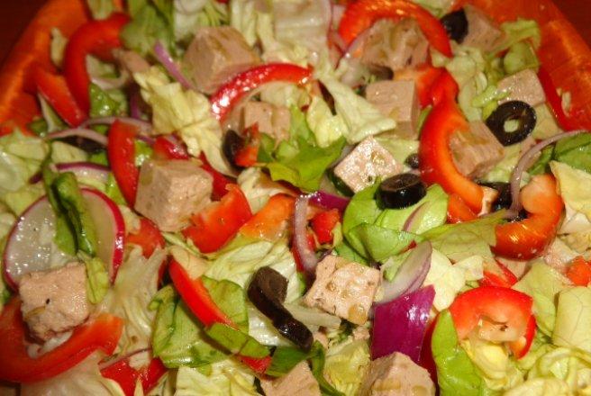 Salate cu ton retete