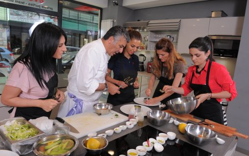Cooking with Joseph Hadad