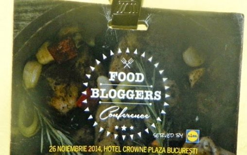 Food Bloggers Conference 2014