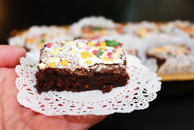 Brownie de iarna