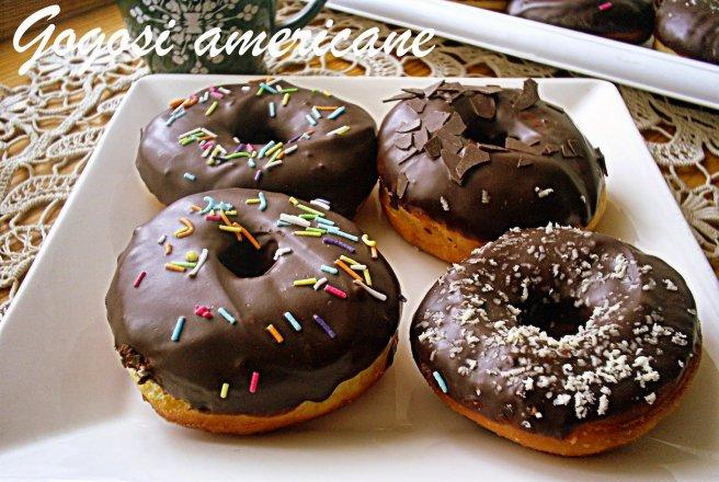 Reteta Gogosi Americane Donuts
