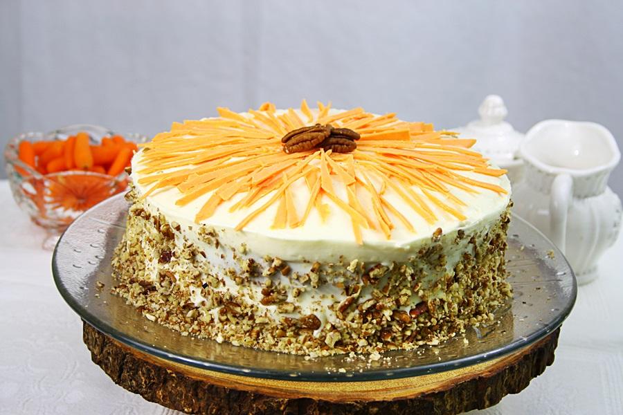 Reteta Carrot Cake