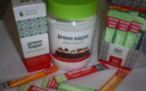 Green sugar un dulce natural si sanatos!
