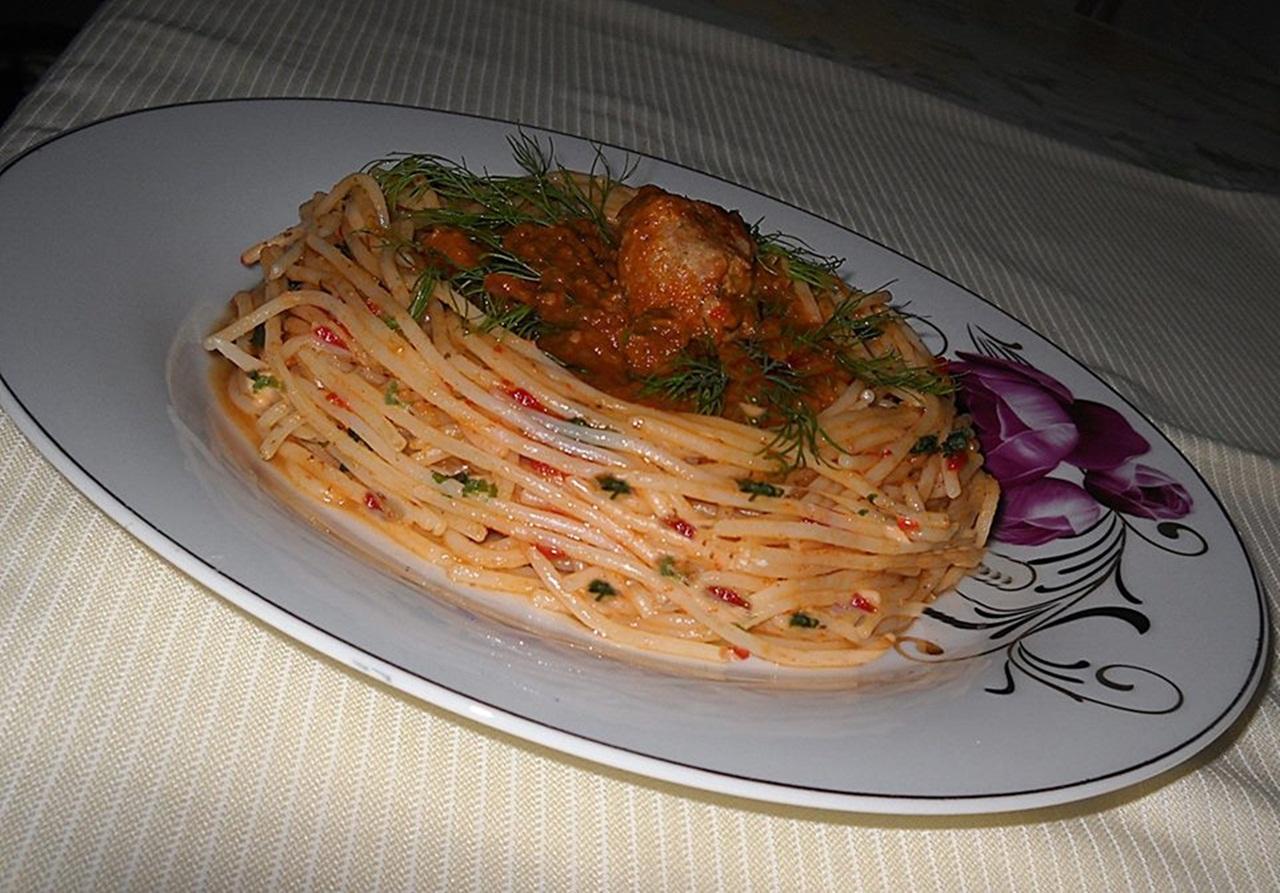 reteta spaghete