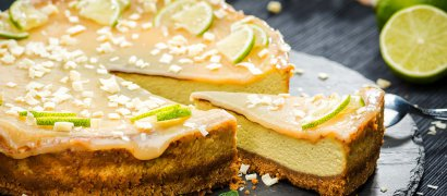 Cheesecake cu avocado