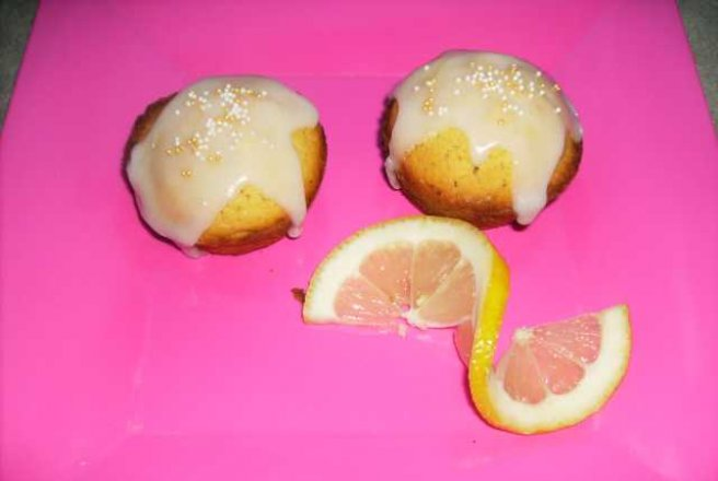 Lemon muffin's